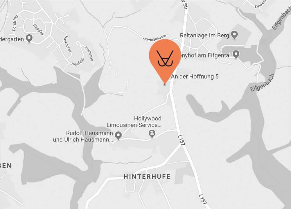 Karte - Anne Bucher - An der Hoffnung 5