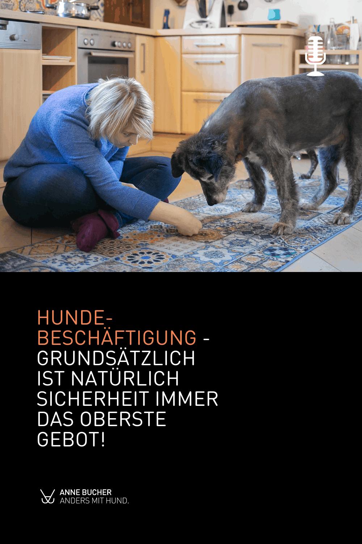 Spiel und Spass mit Hund - Ein Interview mit Christina Sondermann