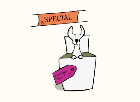 Special - Darf der das...?