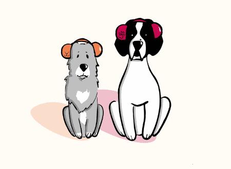 Podcast - Anders mit Hund