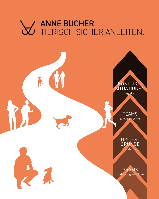 Dein Weg in der Hundetrainerausbildung